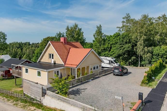 Bild: 4 rum villa på Norra Åsgatan 55, Ockelbo kommun Centralt