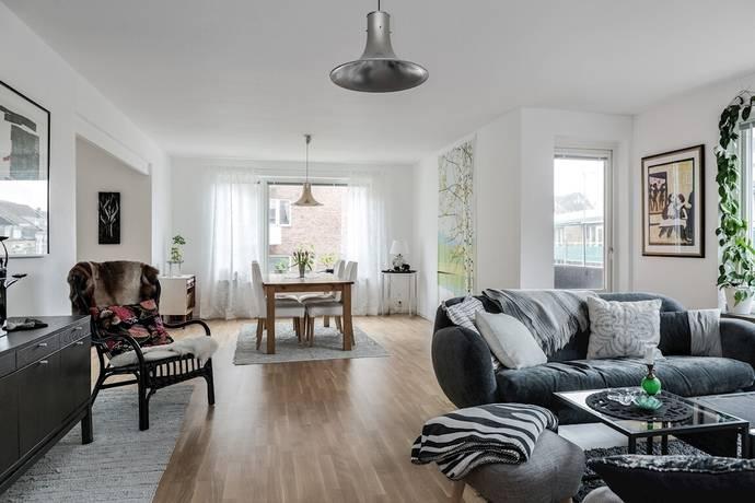 Bild: 4,5 rum bostadsrätt på Kung Kristoffers gata 3B, Helsingborgs kommun Centrum - Slottshöjden