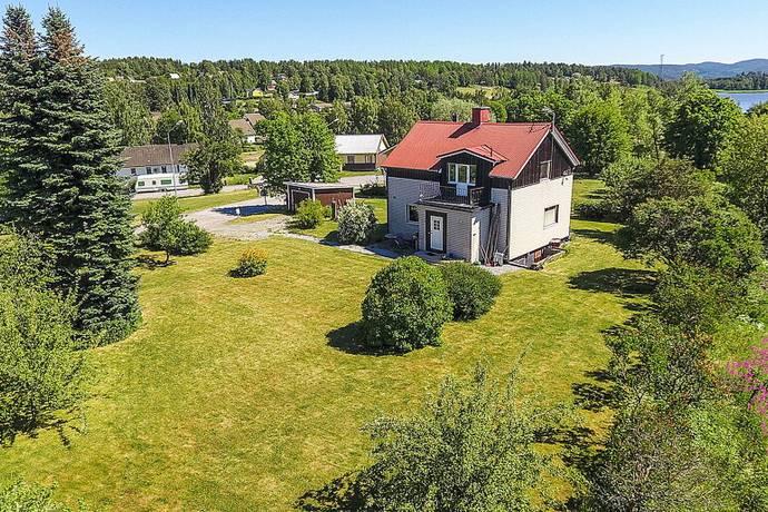 Bild: 4 rum villa på Norrlimstavägen 34, Kramfors kommun Limsta