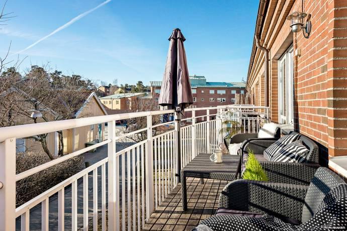 Bild: 3 rum bostadsrätt på Odenvägen 44 B, Lidingö kommun Lidingö Centrum