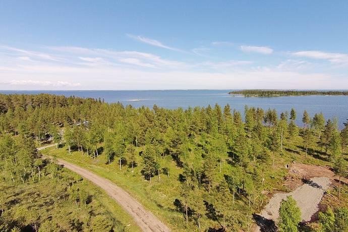 Bild: tomt på Kråkskäret 128, Nordmalings kommun Nordmaling