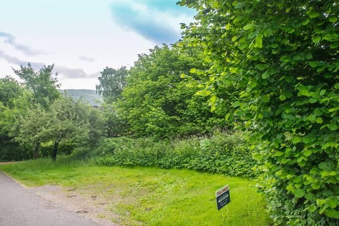 Bild: tomt på Ängelholmsvägen, Båstads kommun Båstad Centralt
