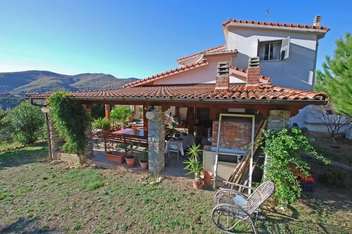 Bild: 5 rum villa på Gazzelli, Italien Ligurien