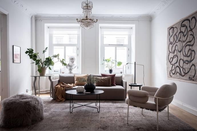 Bild: 3 rum bostadsrätt på Nordhemsgatan 27A, Göteborgs kommun Linné