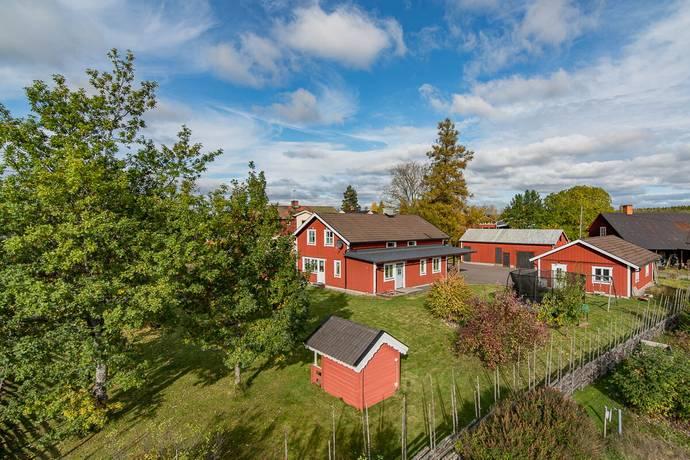 Bild: 6 rum villa på Svadenvägen 10, Sandvikens kommun Järbo