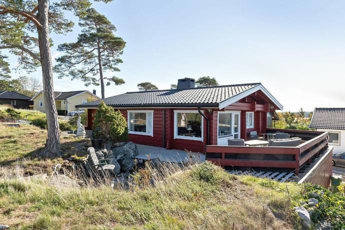Bild: 5 rum villa på Svanvik 147, Orust kommun Varekil