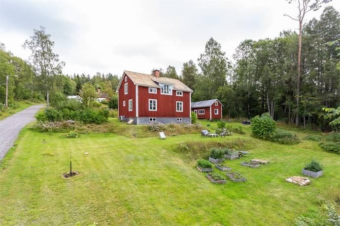 Bild: 6 rum villa på Högstavägen 2, Ljusnarsbergs kommun Hörken