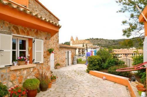 Bild: 6 rum villa på Mallorca - Hus med vacker utsikt - Calvia, Spanien Mallorca - Calvia