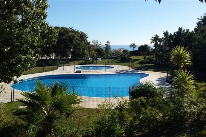 Bild: 4 rum radhus på TH4588, Lägenhet Benalmadena Costa, Spanien Benalmadena Costa