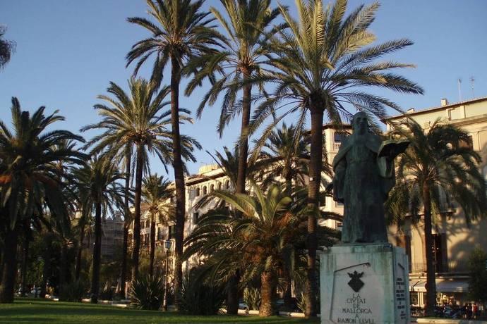 Bild: 2 rum bostadsrätt på Son Vida #1108, Spanien Mallorca