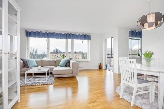 Bild: 3 rum bostadsrätt på Sofielundsvägen 5, 4tr, Stockholms kommun Blåsut
