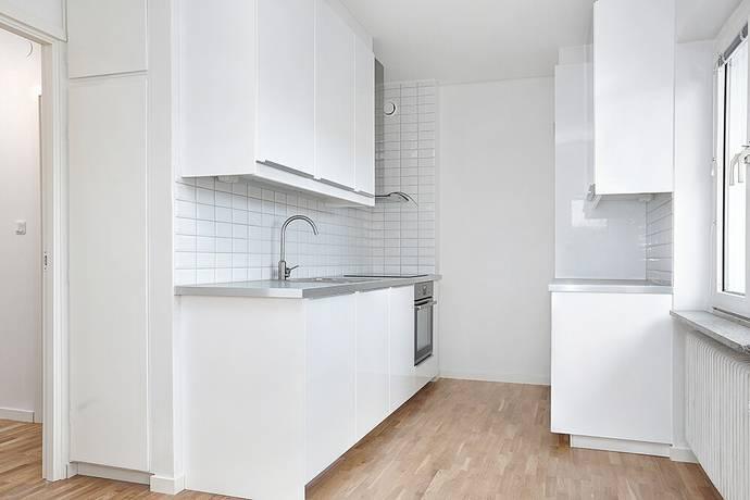 Bild: 2 rum bostadsrätt på Kronborgsvägen 13a, Malmö kommun Dammfri - Pildammarna