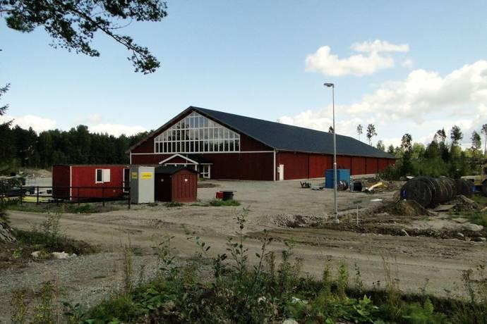 Bild: tomt på Julmyra 313, Heby kommun Julmyra - Morgongåva