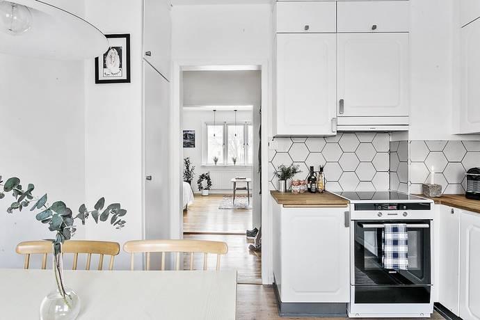 Bild: 1 rum bostadsrätt på Gullrisgatan 8 B, Göteborgs kommun Lundby