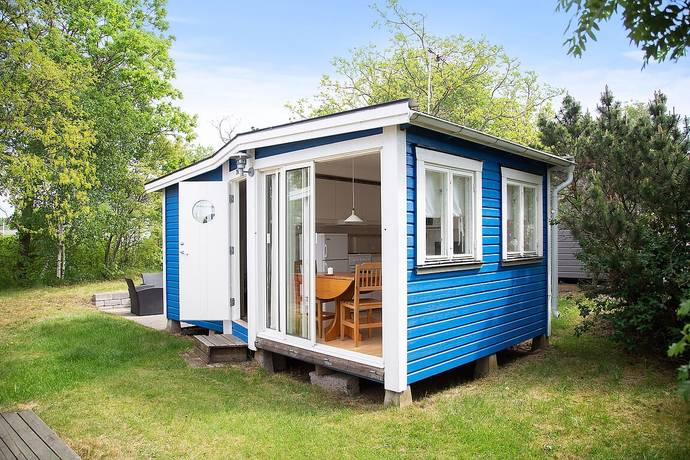 Bild: 2 rum fritidshus på Knölaberget 214, Falkenbergs kommun Skrea strand