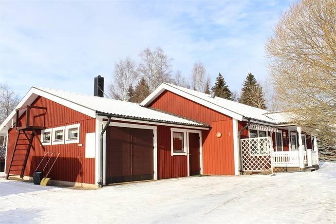 Bild: 4 rum villa på JÄRVSÖ, Pell-Persvägen 1, Ljusdals kommun