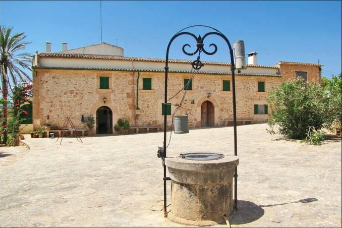 Bild: 14 rum villa på Villa, Mallorca - Porreres, ES, Spanien Porreres