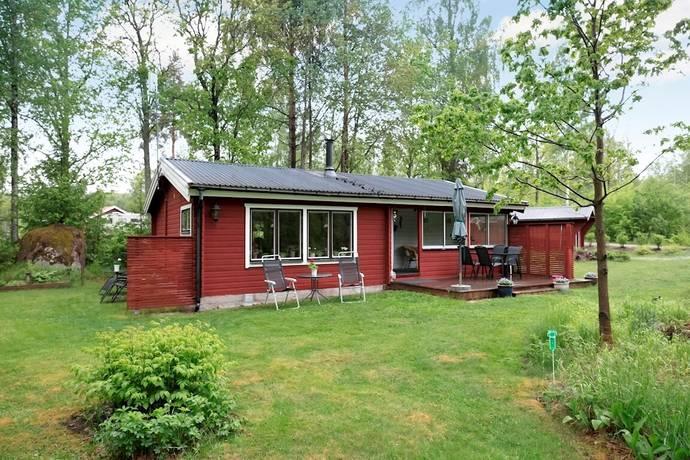 Bild: 2 rum fritidshus på Ejdervägen 1, Arboga kommun Lunger
