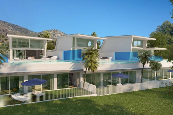 Bild: 5 rum villa på The Hill Villas, Spanien El Higueron