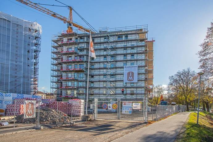 Bild: 3 rum bostadsrätt på Brandmannagatan 7 A, vån 7, Linköpings kommun Centralt