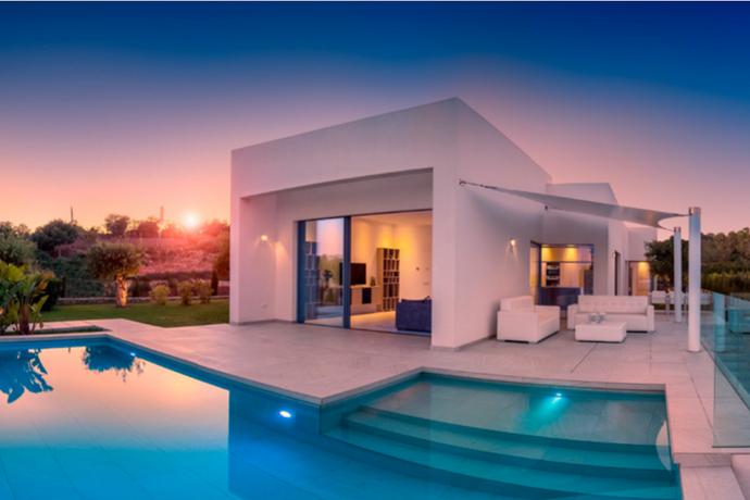 Bild: 4 rum villa på Fantastiska villor i Las Colinas!, Spanien Campoamor   Torrevieja