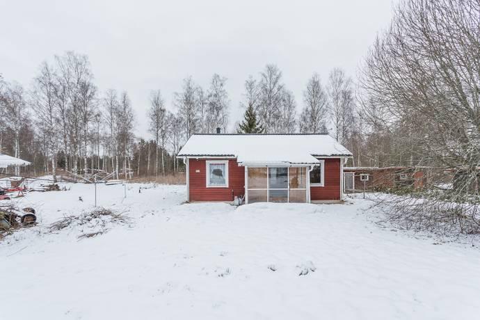 Bild: 2 rum fritidshus på Västlandavägen 58, Köpings kommun