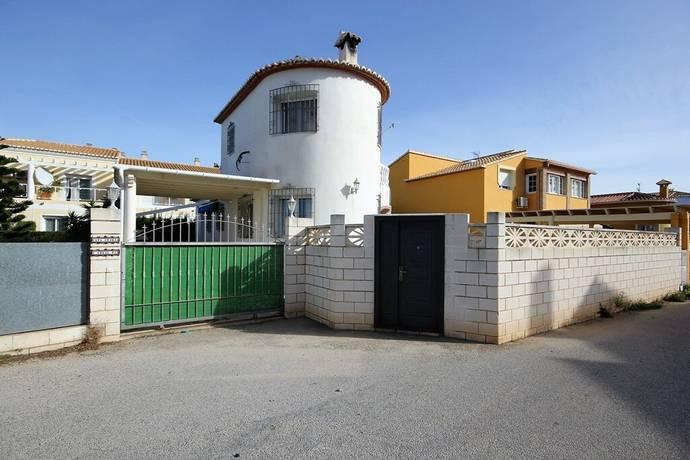 Bild: 4 rum villa på Trevlig villa i 2 plan i Denia, Spanien COSTA BLANCA - DENIA