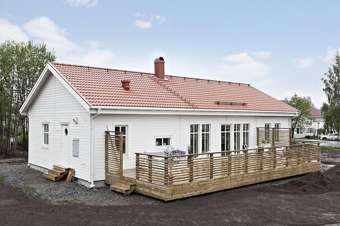 Bild: villa på Vängsö backe, Gnesta kommun