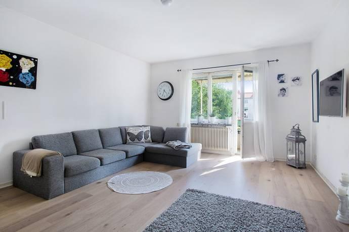 Bild: 3 rum bostadsrätt på Hammarvägen 28, Järfälla kommun Jakobsberg