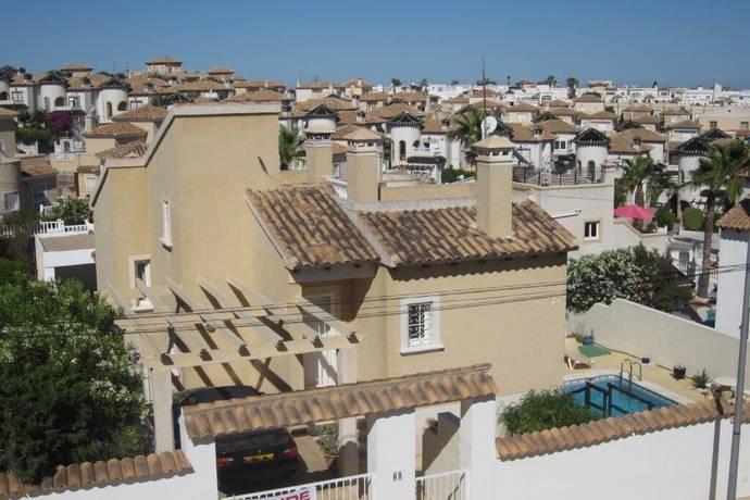 Bild: 4 rum villa på Torrevieja, Spanien El Galan