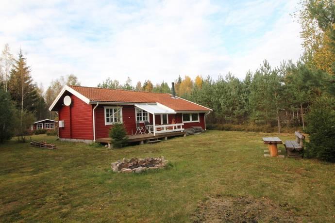 Bild: 3 rum fritidshus på Bredanäs 4, Älmhults kommun Virestad