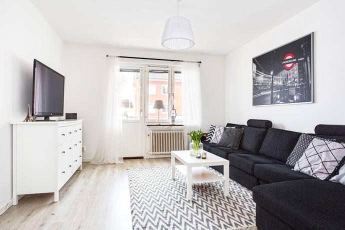 Bild: 2 rum bostadsrätt på Götavägen 11 A, Lindesbergs kommun Bondskogen/Lindesberg