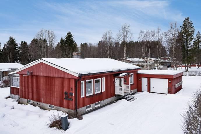 Bild: 6 rum villa på Brunkullavägen  3, Östersunds kommun Brunflo