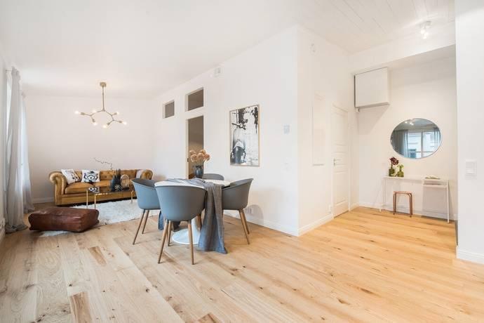 Bild: 2 rum bostadsrätt på Norra Slottsgatan 15D, Gävle kommun