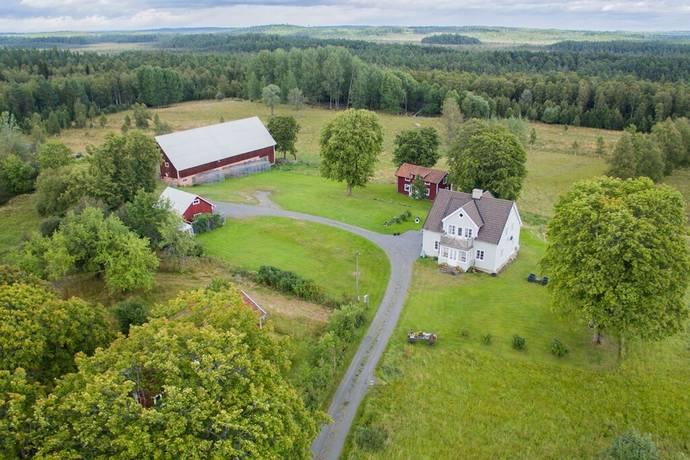 Bild: 219 m² villa på Hisinge 3, Värnamo kommun På landet