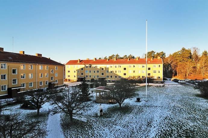 Bild: 1 rum bostadsrätt på Bergsgatan 4, Enköpings kommun Centrum