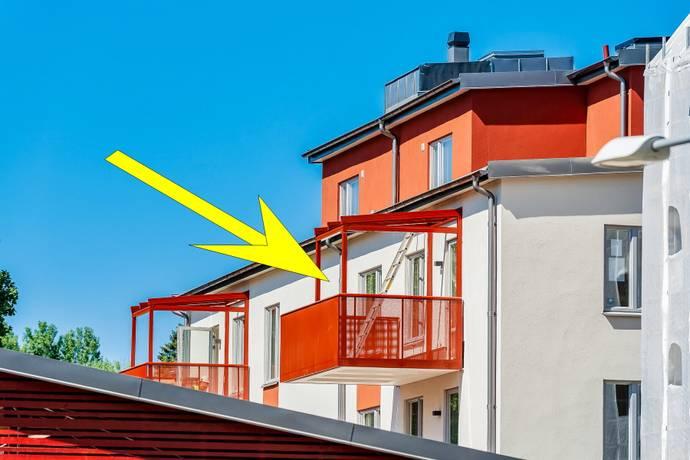 Bild: 3 rum bostadsrätt på Clas Horns väg 13, Ekerö kommun Ekerö Tappström