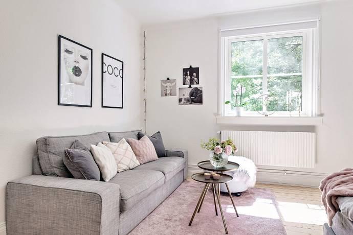 Bild: 1 rum bostadsrätt på Storkgatan 4B, Göteborgs kommun Bagaregården