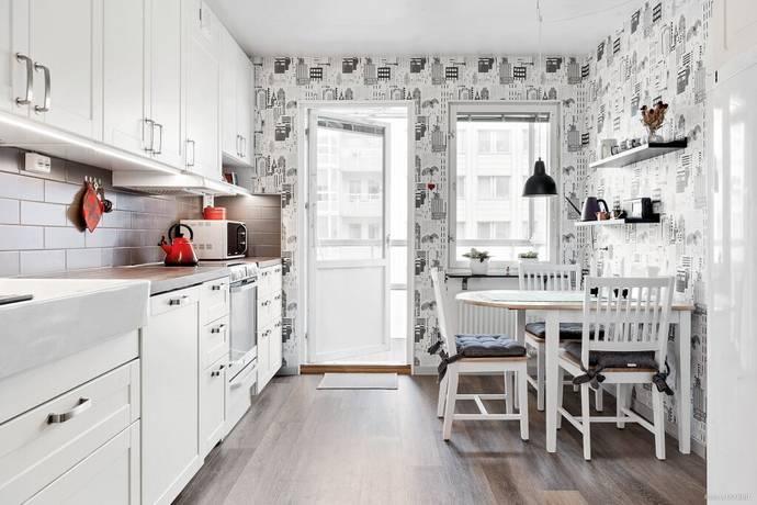 Bild: 4 rum bostadsrätt på Tallvägen 7B, Sundsvalls kommun Nedre bredsand