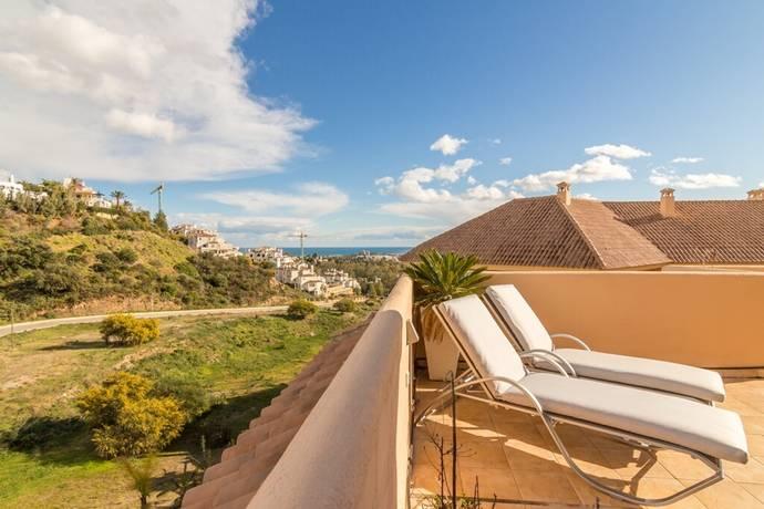 Bild: 3 rum bostadsrätt på Nyrenoverad duplex penthouse i Aloha med närhet till golfbanor!, Spanien Marbella- Nueva Andalucia