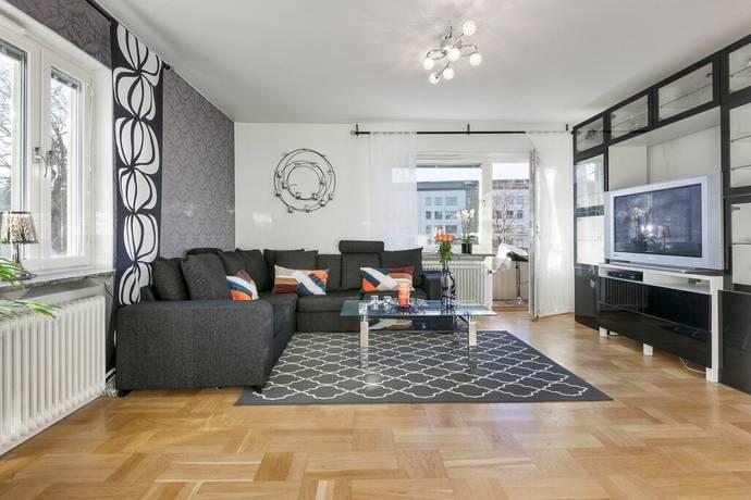 Bild: 2 rum bostadsrätt på Doktor Widerströms gata 8, 2tr, Stockholms kommun Fruängen