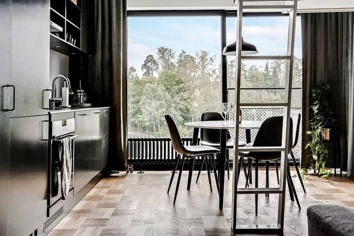 Bild: 1 rum bostadsrätt på Minervavägen 28, 4 tr, Sollentuna kommun Häggvik