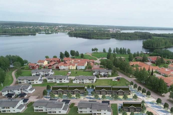 Bild från Siljans Strand - Nyproduktion 28 lägenheter Siljanslunden