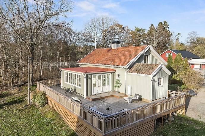 Bild: 5 rum villa på Gategården 250, Kungälvs kommun Hålta