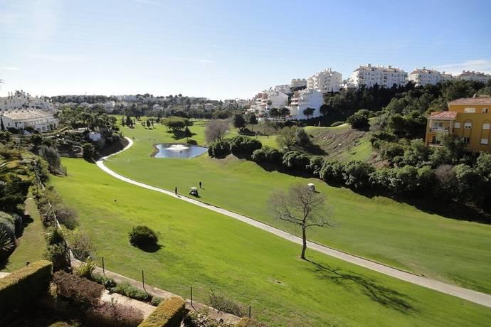 Bild: 3 rum bostadsrätt på Front line golf - Fin lägenhet med två sovrum., Spanien Mijas Costa - Riviera del Sol