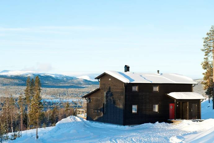 Bild: 7 rum villa på Fjällskivlingens väg 19, Härjedalens kommun Tännäskröket