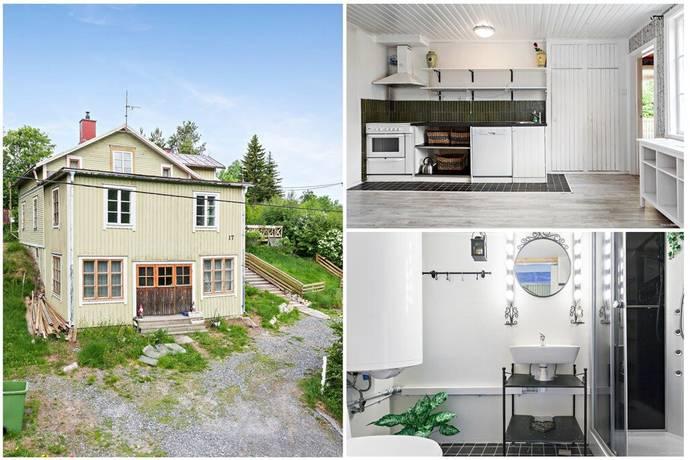 Bild: 5 rum villa på Hälledalsvägen 17, Härnösands kommun Hälledal