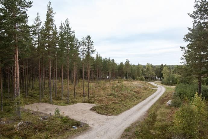 Bild: tomt på Gamla Gåsholmavägen 8, Gävle kommun Axmar