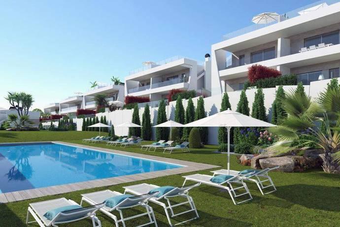 Bild: 3 rum bostadsrätt på Lägenhet i Finestrat, Alicante, Spanien Finestrat