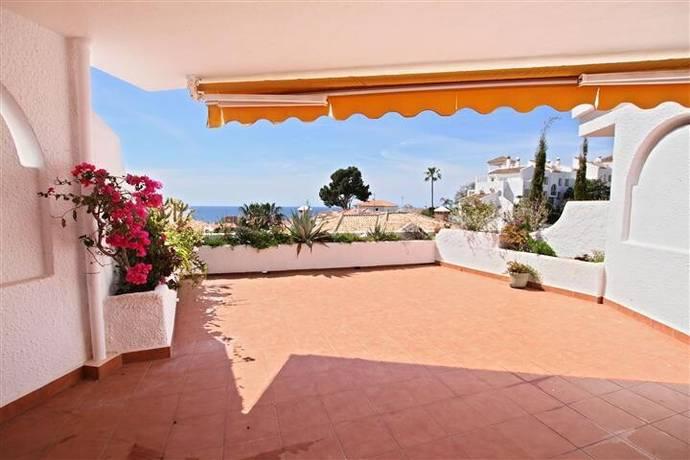 Bild: 3 rum bostadsrätt på RIVIERA DEL SOL-Renoverad lägenhet med fantastisk terrass, Spanien Mijas Costa
